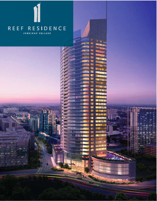 Reef Residences_Elevation