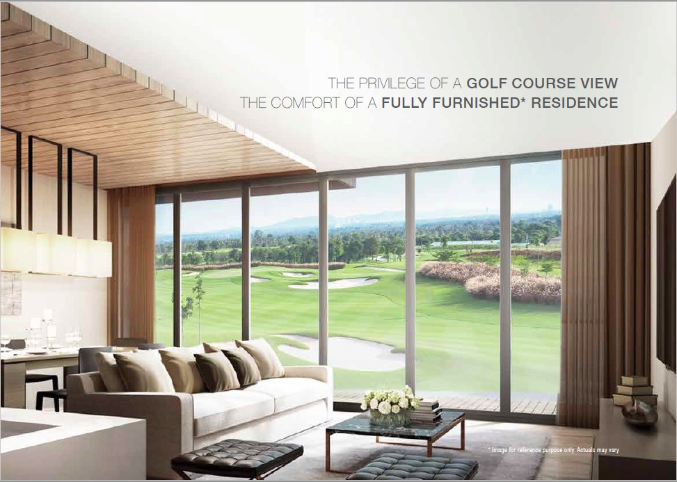 The Suites –  Godrej Golf Links