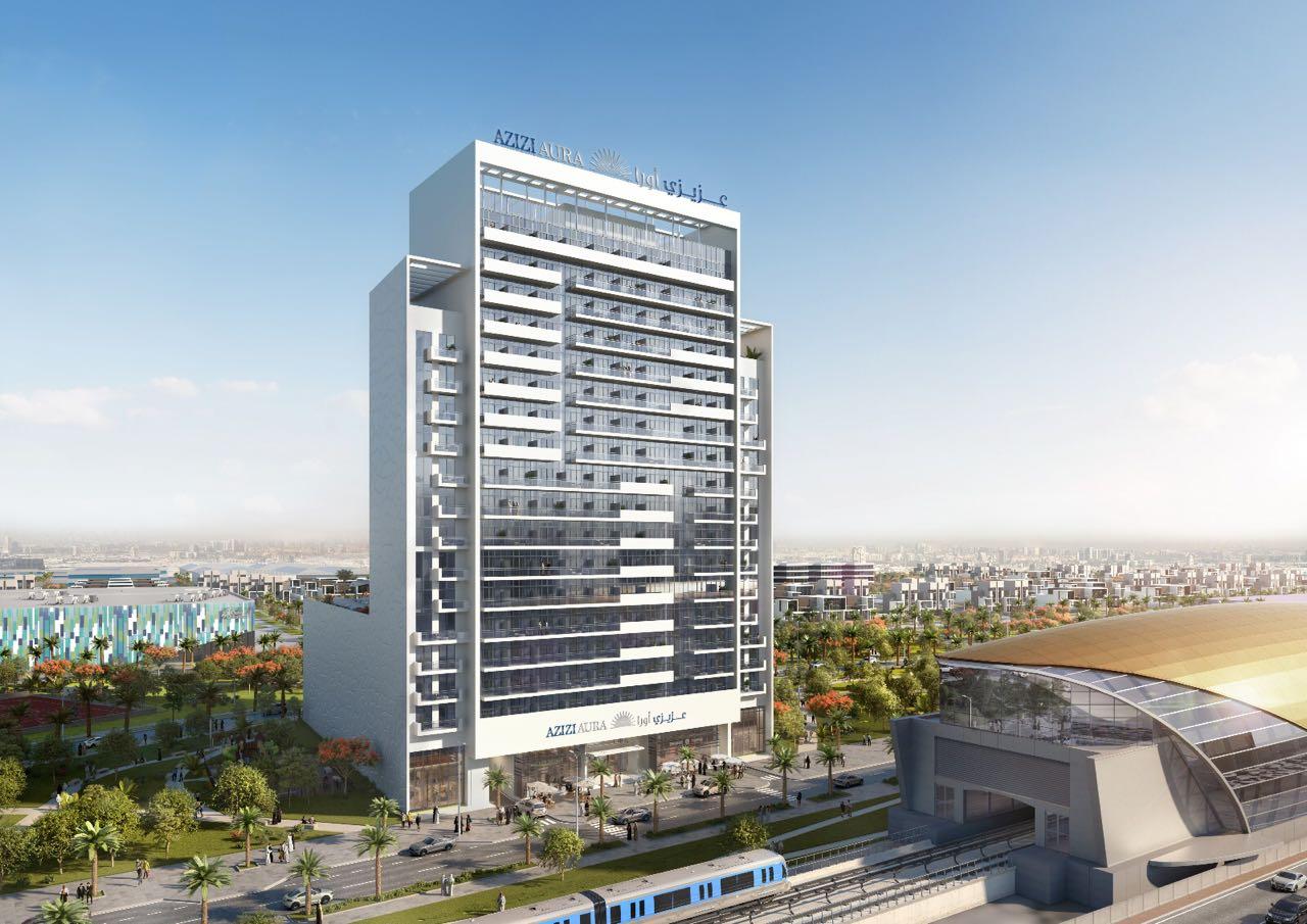 AziziAura_Building