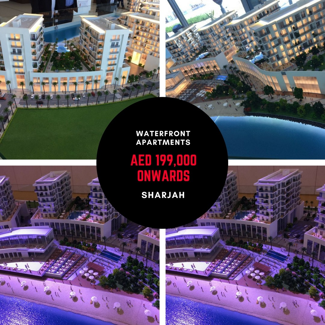 new launch_sharjah-waterfront-apaartments