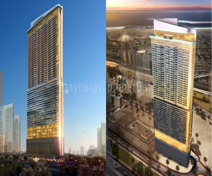 Paramount_Tower_Hotel_&_Residences_Elevation