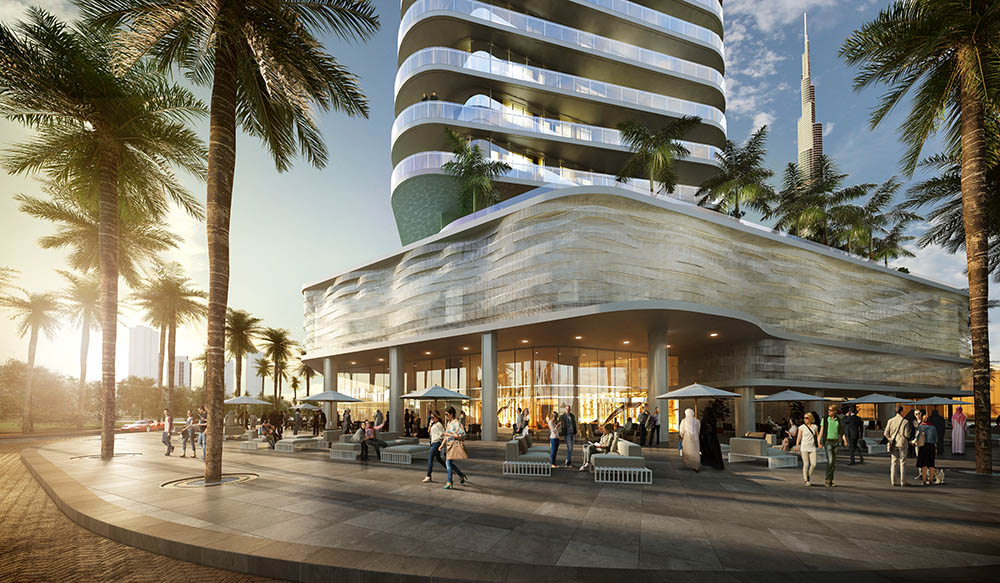 RP Heights Downtown Dubai