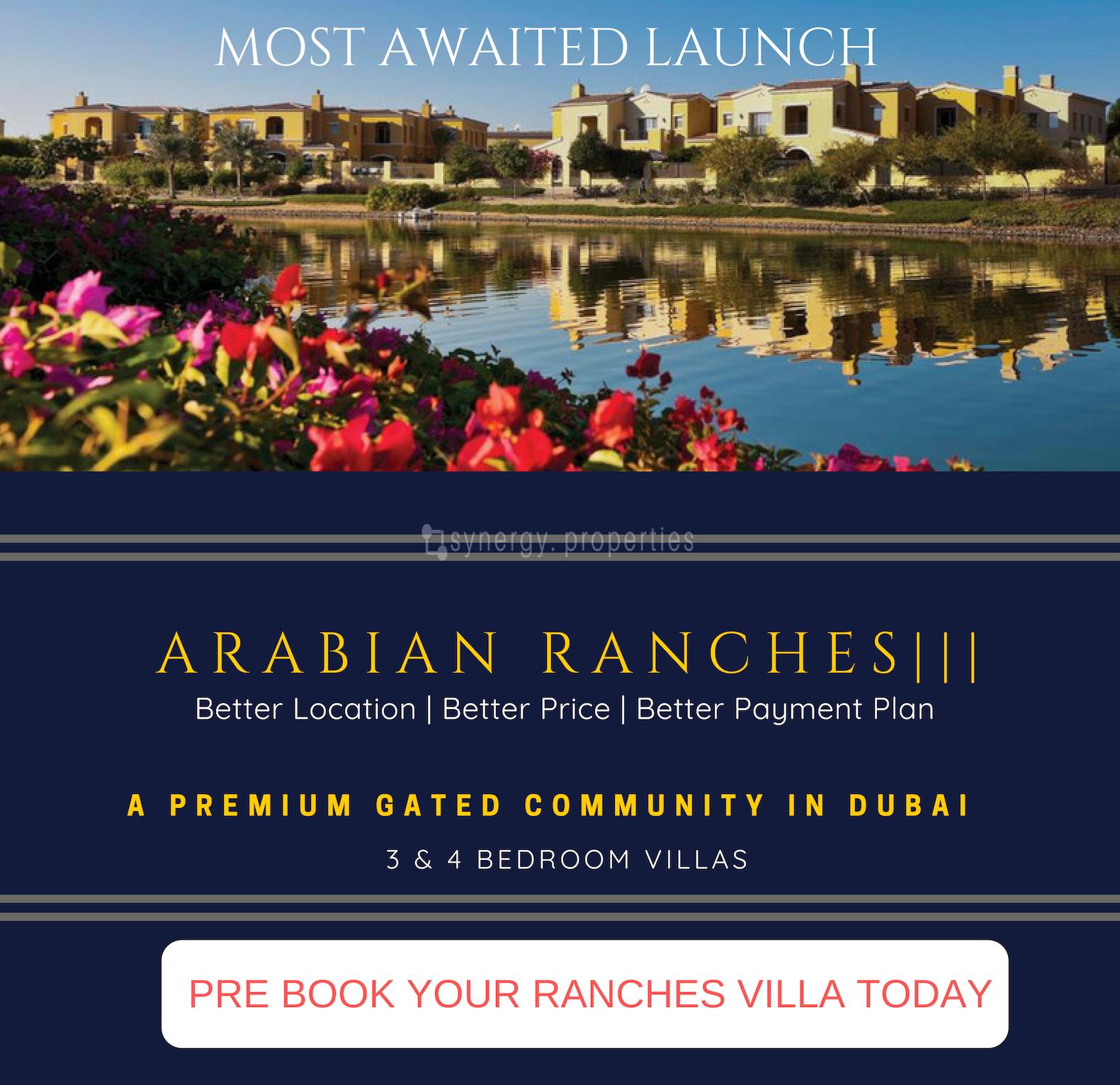 Arabian Ranches Phase 3