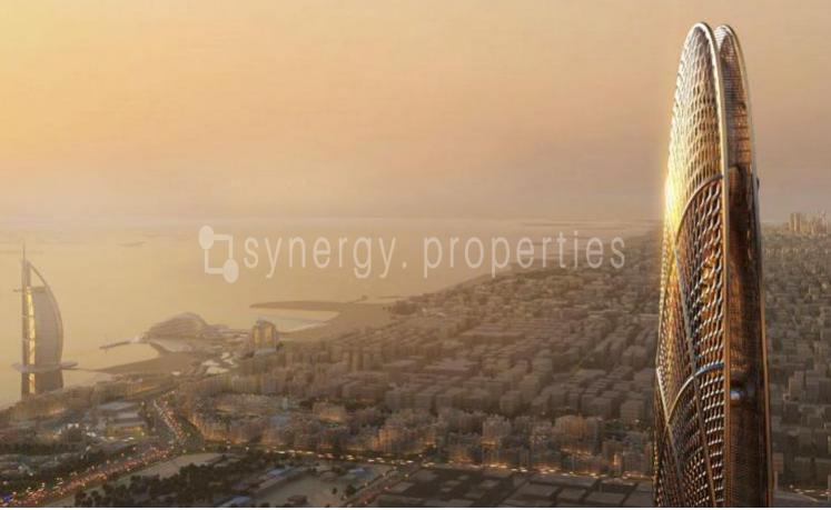Dubai unveils mega project near Burj Al Arab: Burj Jumeira