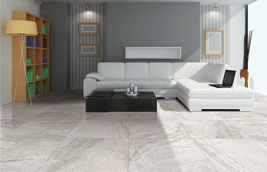 Branded Vitrified Tile Flooring