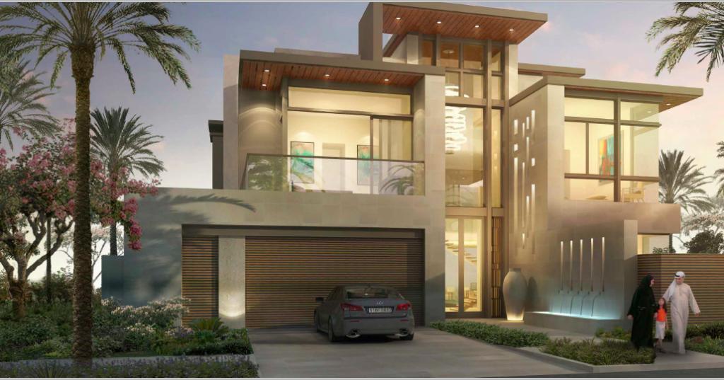 Ellington palm Villa collection-externalview