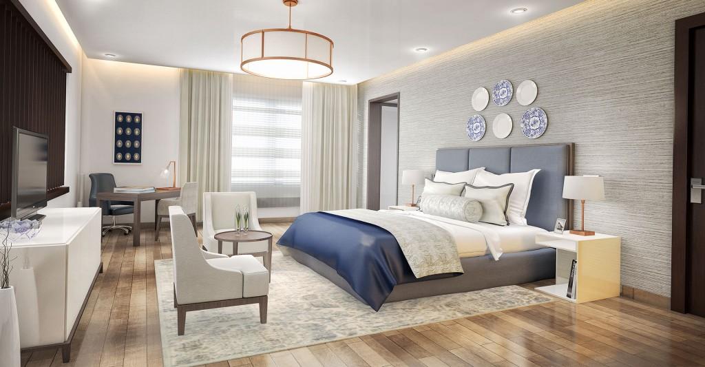 Sobhahartland bedroom