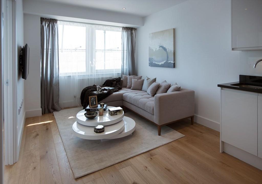GreenDragonHouse_1bed_living room