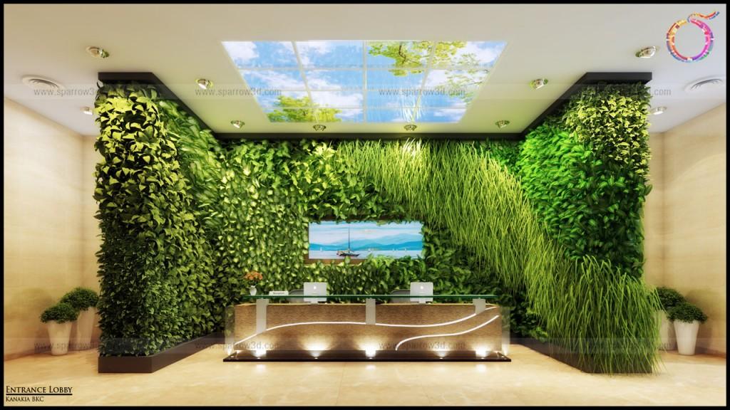 Kanakia Paris_Entrance-Lobby