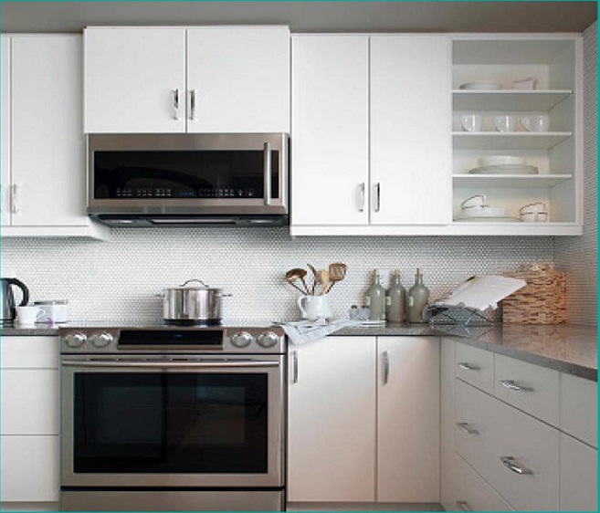 Primus Residences - Modular Kitchen