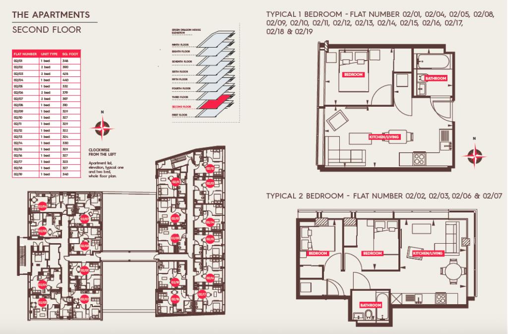GreenDragonHOuse_Floorplan_SEcondFloor