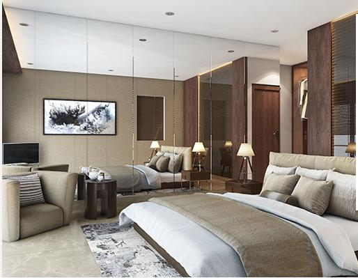 RunwalBliss_Bedroom