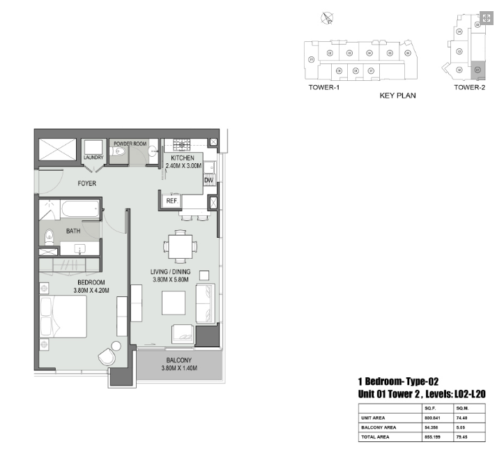 BellevueTowers_Dubai_Floorplans