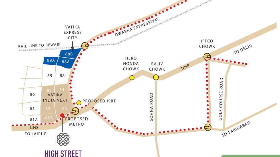 VatikaINXTHighStreet_LocationMap