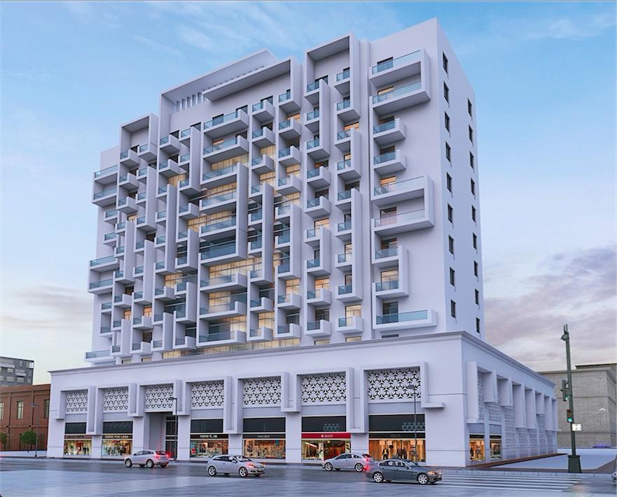 Candace Acacia_Building