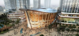 First Look of the Dubai Opera
