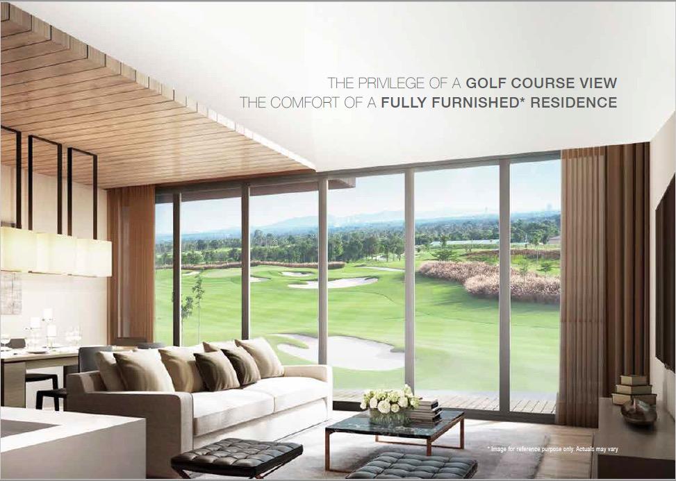 The Suites –  Godrej Golf Links