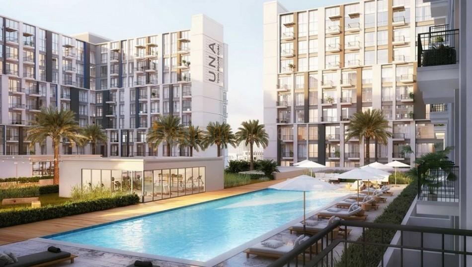 UNA_Apartments_swimmingpool