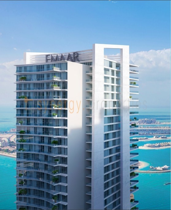 EmaarBeachVista_elevation