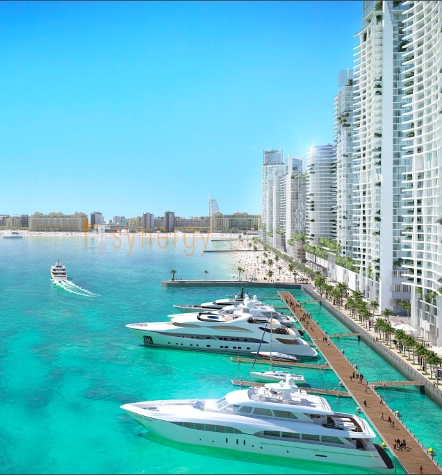 Emaar Beach Vista