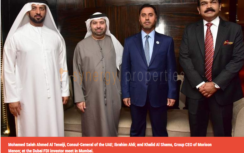 Dubai seeks to attract Indian investments