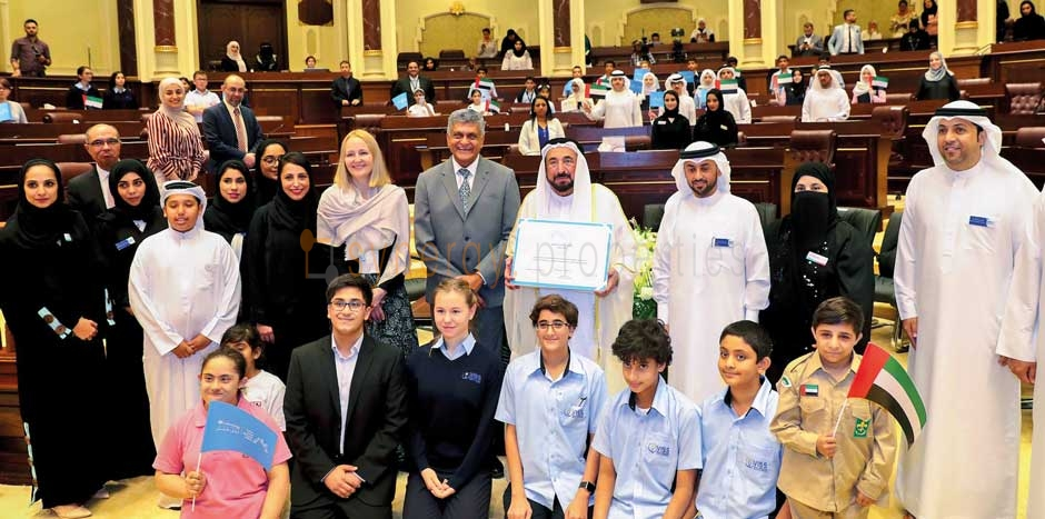 Sharjah named Child-Friendly City by Unicef