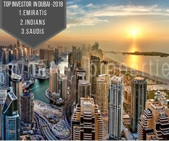 Emiratis and Indians top investor charts in Dubai realty