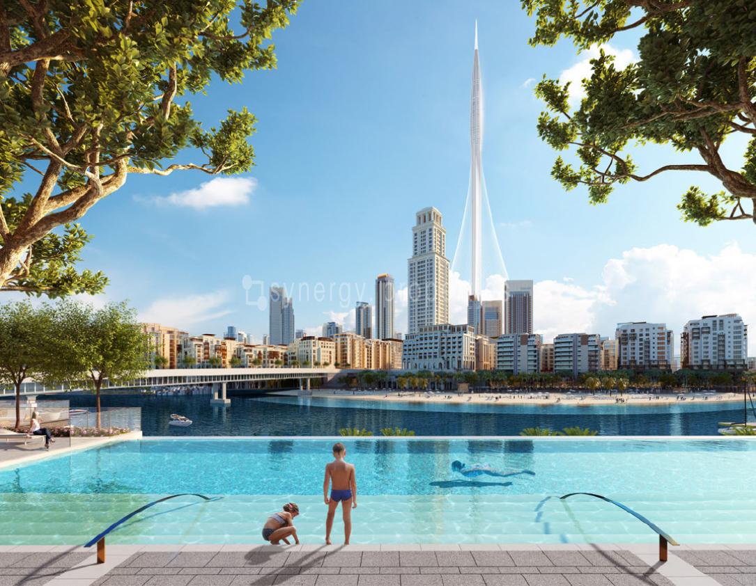 Palace Residences Dubai Creek Harbour