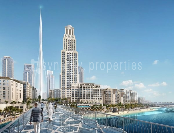 Vida Residences Creek Beach by Emaar