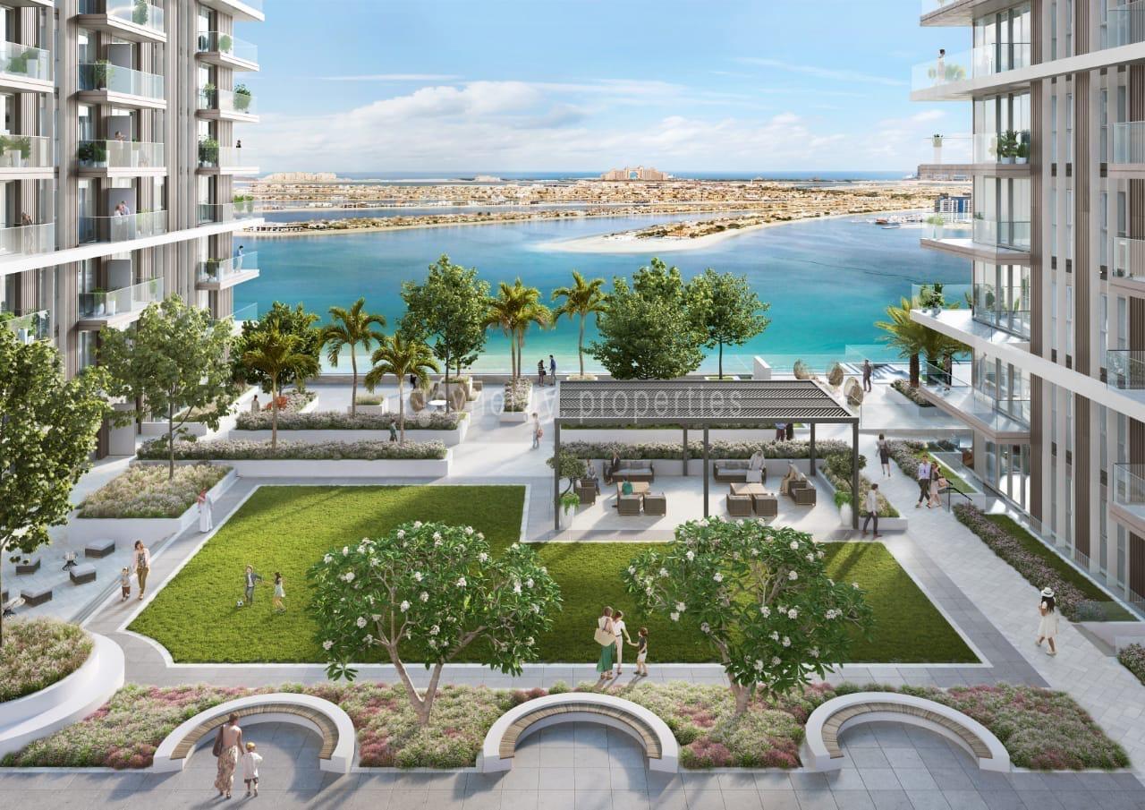 EMAAR BEACHFRONT – DUBAI HARBOUR