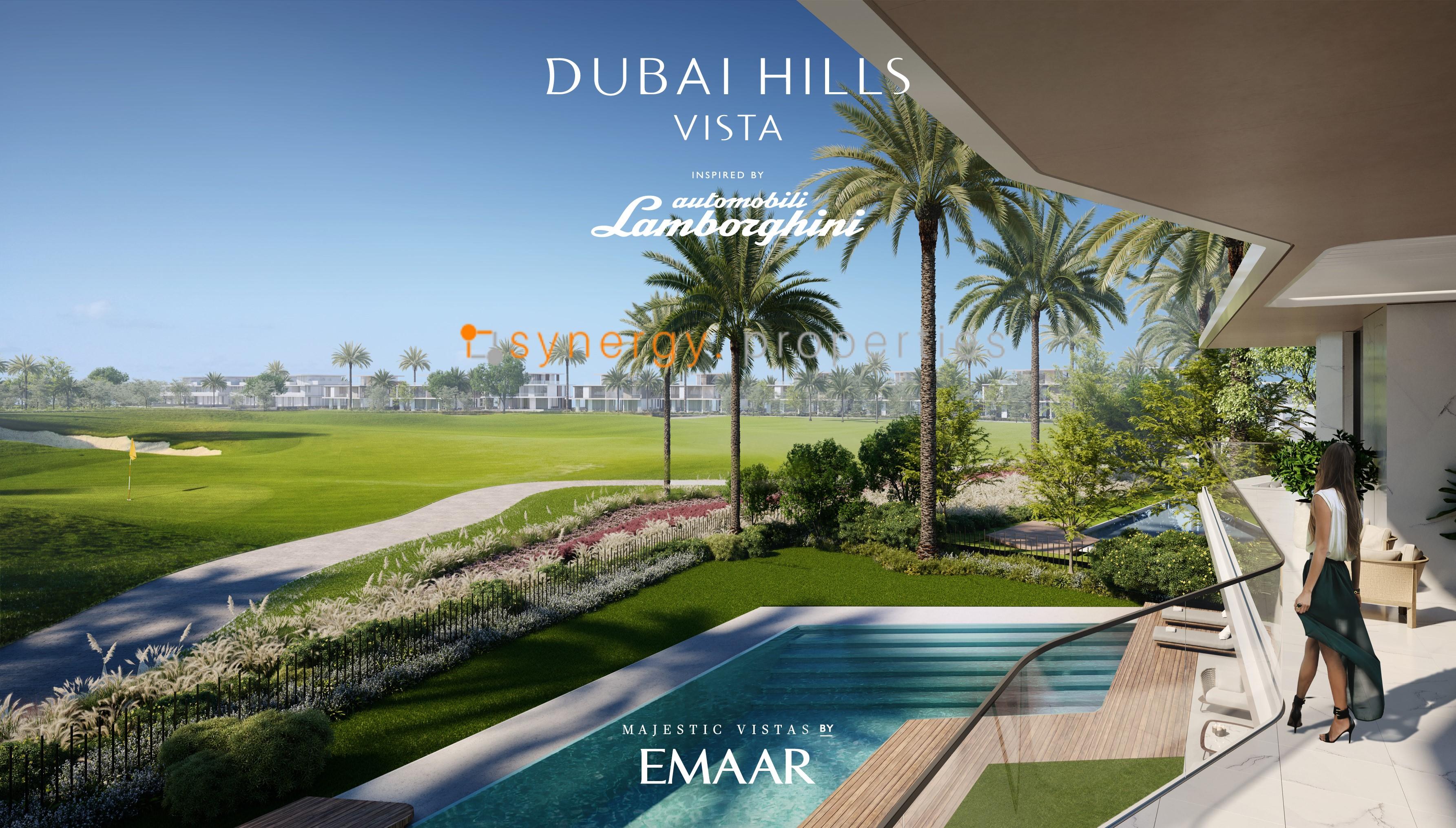 Dubai Hills Vista