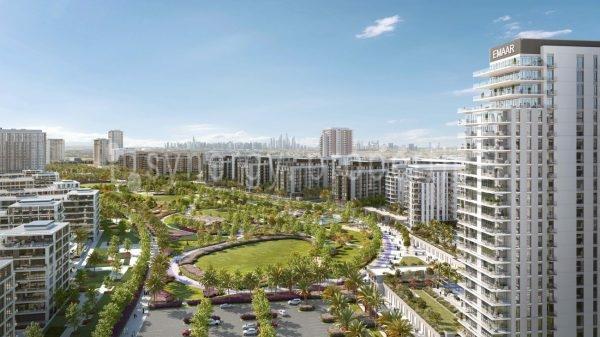 DUBAI HILLS ESTATE – GREEN SQUARE