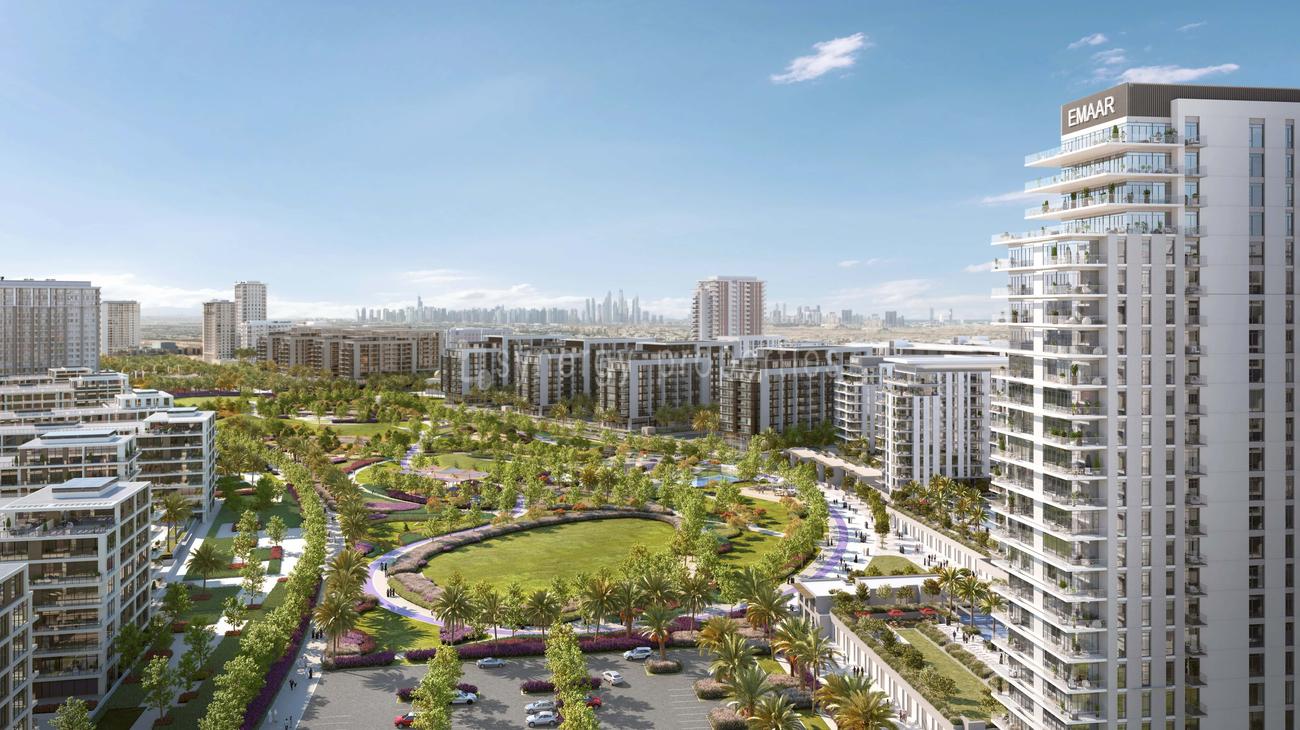 Dubai Hills Estate - Green Square