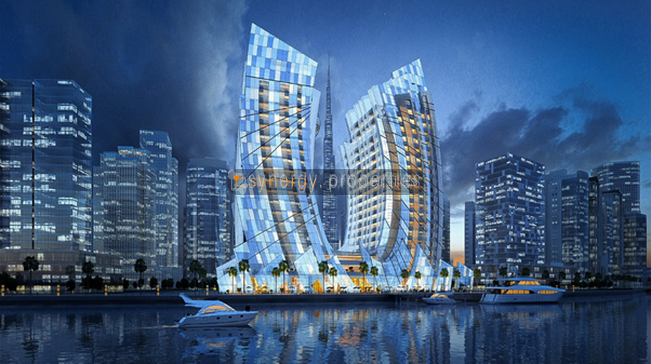 J One Tower By Durar Business Bay
