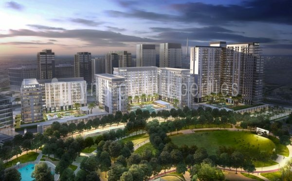 Park Ridge Apartments – Dubai Hills Estate