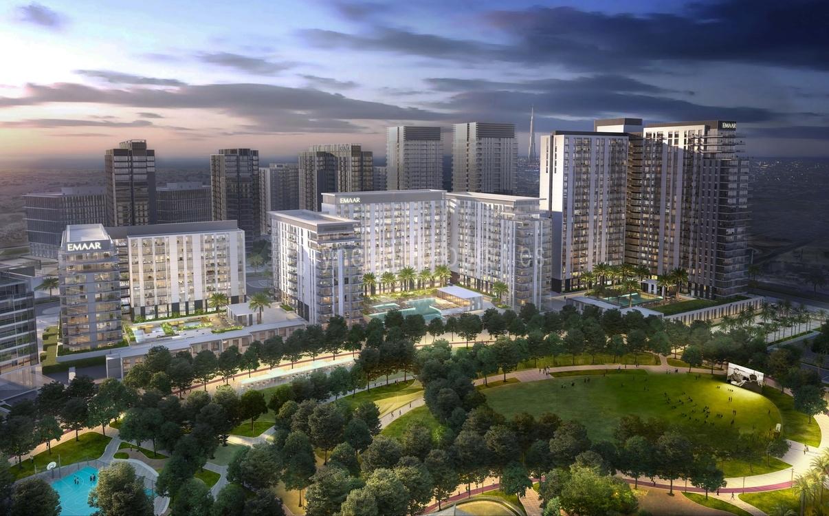 Park Ridge Apartments by Emaar Properties Dubai Hills