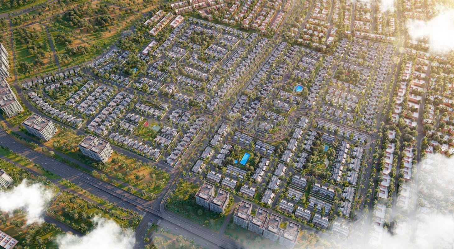 Murooj Al Furjan – by Nakheel   A Community In Bloom