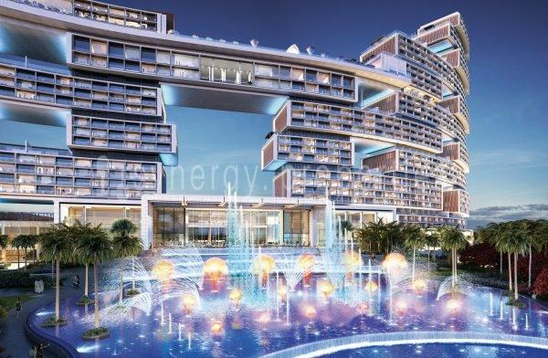 Atlantis The Royal Residences By Kerzner International