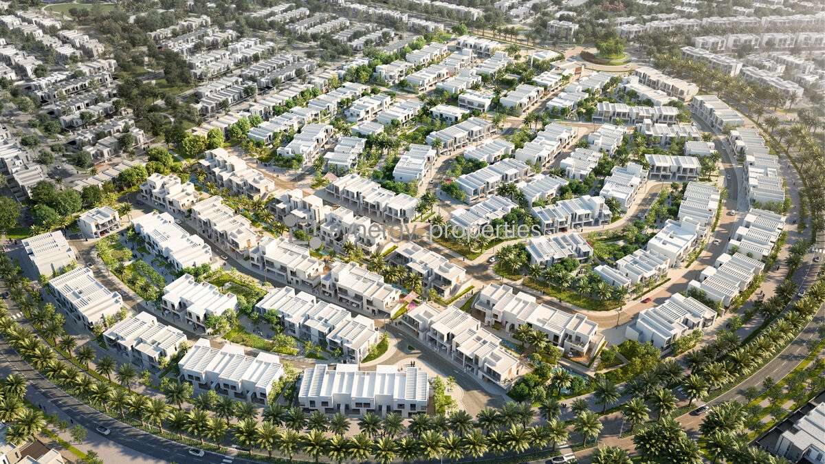 Motor City Hills At Motor City By Union Properties