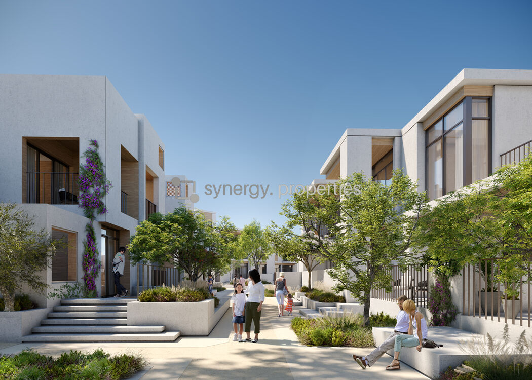 Bliss Townhouses – Arabian Ranches 3 By Emaar