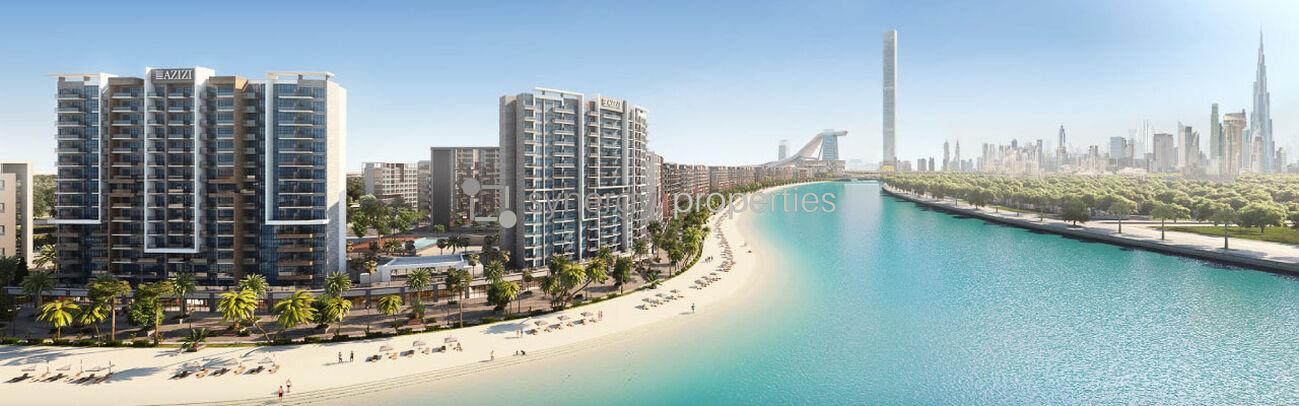 Riviera Beachfront At Meydan MBR City By Azizi