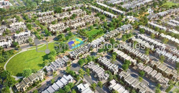 June Arabian Ranches 3 Twin Villas By Emaar