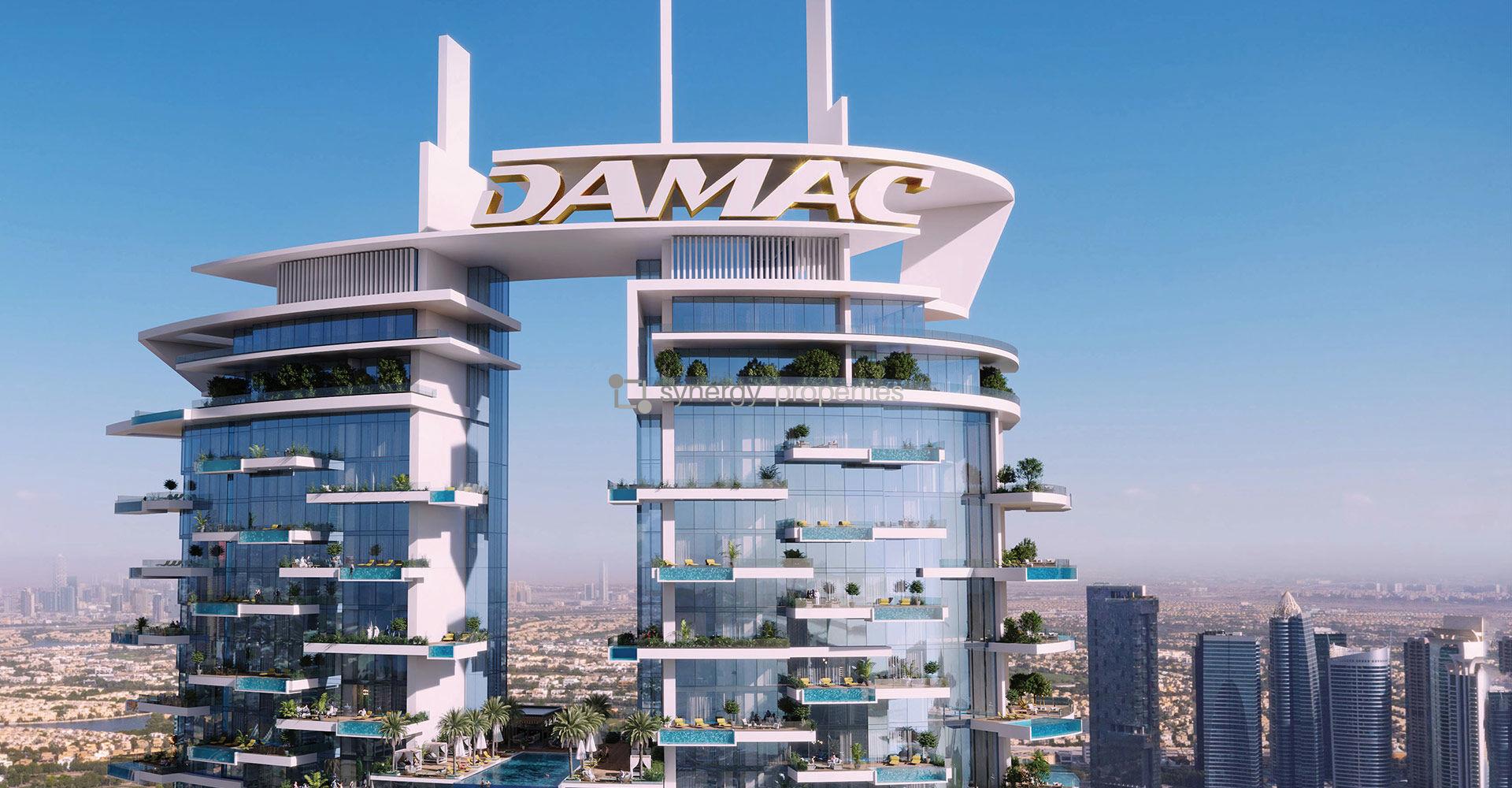DAMAC Cavalli Tower in Dubai Marina