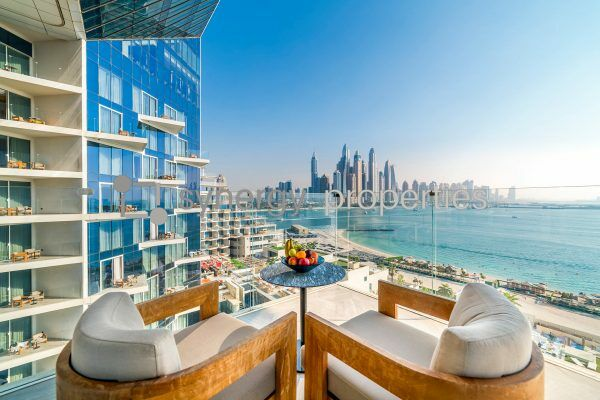 FIVE Palm Jumeirah Apartments By Five Holdings Developer