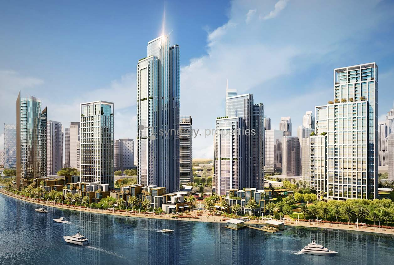 Select Group Peninsula Apartments in Business Bay